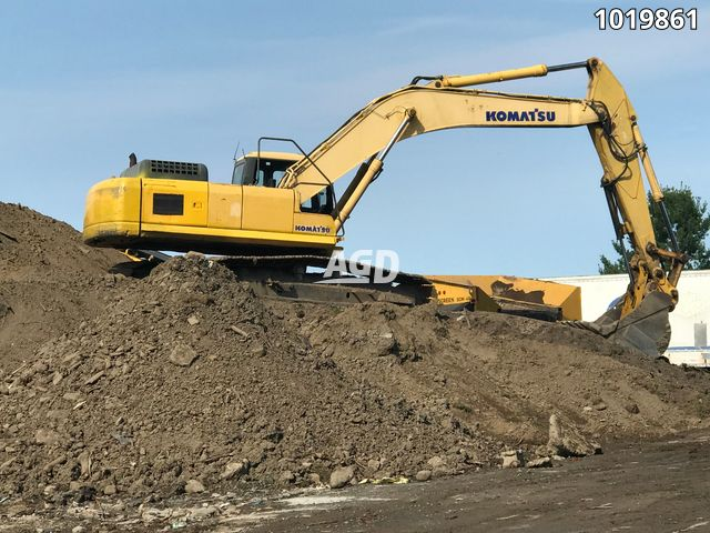 Gallery image 1 for Used 2007 Komatsu PC 300 Excavator