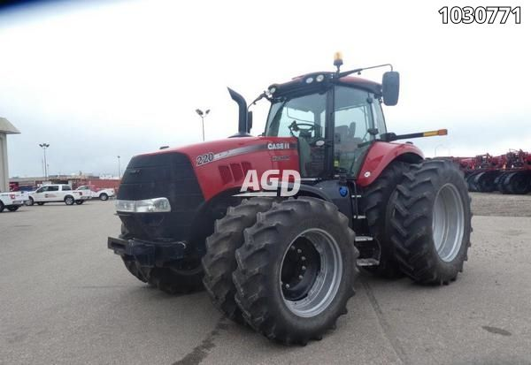Gallery image 1 for Used 2018 Case IH MAG220 Tractor