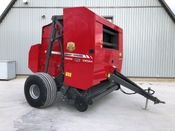 Image for article Used 2017 Massey Ferguson 2956A Round Baler