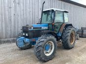 Image for article Used Ford 7740SLE Tractor