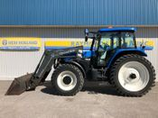 Image for article Used 2005 New Holland TM155 Tractor