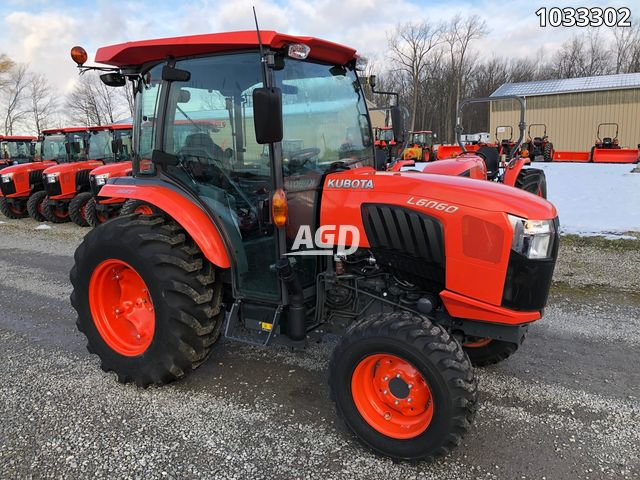 Image for Used 2020 Kubota L6060HSTC Tractor