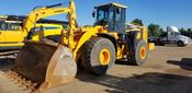 Image for article Used 2015 Hyundai Ind HL780-9A Wheel Loader