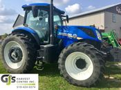 Image for article Used 2017 New Holland T7.245 Tractor