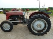 Image for article Used 1956 Massey Ferguson TO35 Tractor