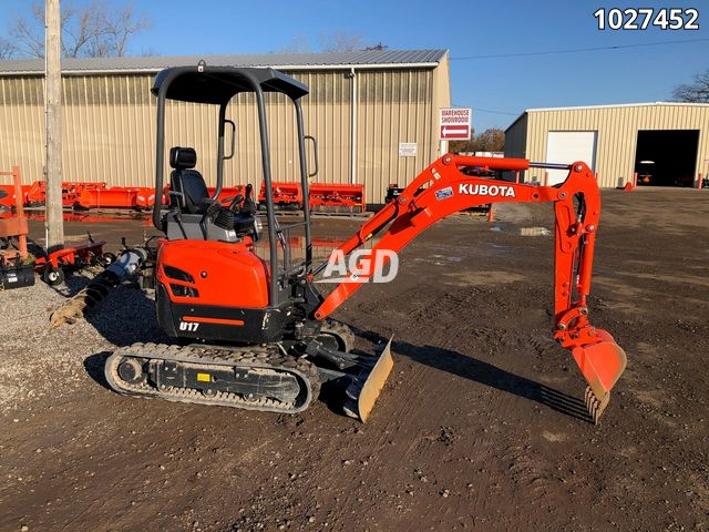 Image for Used 2020 Kubota U17-HGS Excavator