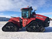 Image for article Used 2018 Case IH STEIGER 500Q Tractor