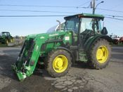 Image for article Used 2013 John Deere 5085E Tractor
