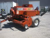 Image for article Used Hesston 4590 Square Baler - Small