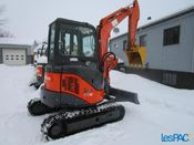 Image for article Used 2006 Hitachi ZX35U Excavator