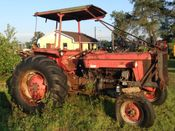 Image for article Used 1963 Massey Ferguson 65 Tractor