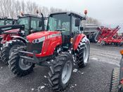 Image for article Used Massey Ferguson MF4609 Tractor