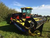Image for article Used 2014 New Holland Speedrower 130 Windrower