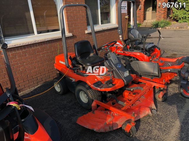 Image for Used 2002 Kubota GF1800-2WD Mower - Front Deck