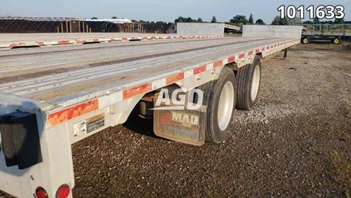 Gallery image 1 for Used 2007 Wilson Trailer - Step Deck