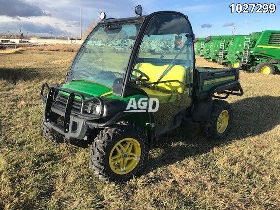 Image for Used 2018 John Deere XUV 855M ATV