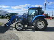 Image for article Used 2013 New Holland T4.75 Tractor