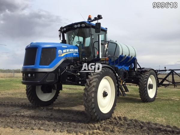 Gallery image 1 for Used 2012 New Holland SP.240R Sprayer - Self Propelled