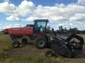 Image for article Used 2008 Massey Ferguson 9430 Windrower
