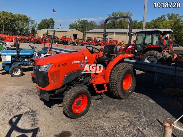 Image for Used 2019 Kubota L3301HST Tractor