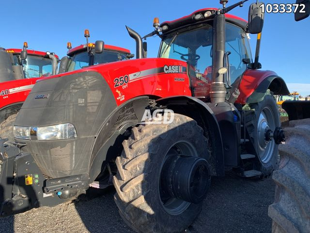 Gallery image 1 for Used Case IH MAGNUM 250 Tractor