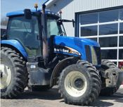 Image for article Used 2003 New Holland TG210 Tractor