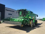 Image for article Used 2014 John Deere S680 Combine