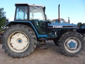 Image for article Used 1993 Ford 8240 Tractor
