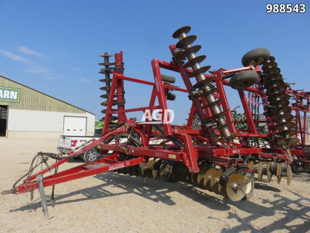 Gallery image 1 for Used 2006 Salford 870 Disc