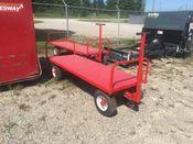 Image for article Used Creekbank Welding Bale Wagon