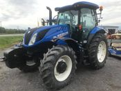 Image for article Used 2017 New Holland T6.155 Tractor