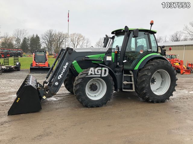 Image for Used 2008 Deutz Agrotron 150.6 Tractor