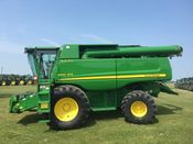 Image for article Used 2008 John Deere 9670 STS Combine