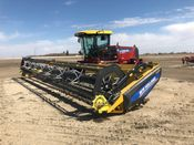 Image for article Used 2014 New Holland SR130 Windrower