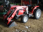 Image for article Used Massey Ferguson 1736 Tractor