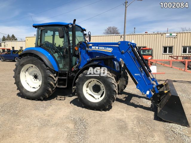 Image for Used 2015 New Holland T4.105 Tractor