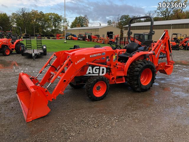 Image for Used 2015 Kubota L3901HST Tractor