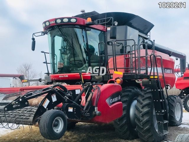 Gallery image 1 for Used 2005 Case IH 8010 Combine