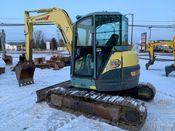 Image for article Used 2003 Yanmar VIO-75 Excavator
