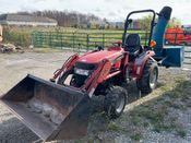 Image for article Used 2005 Case IH DX26 Tractor Loader
