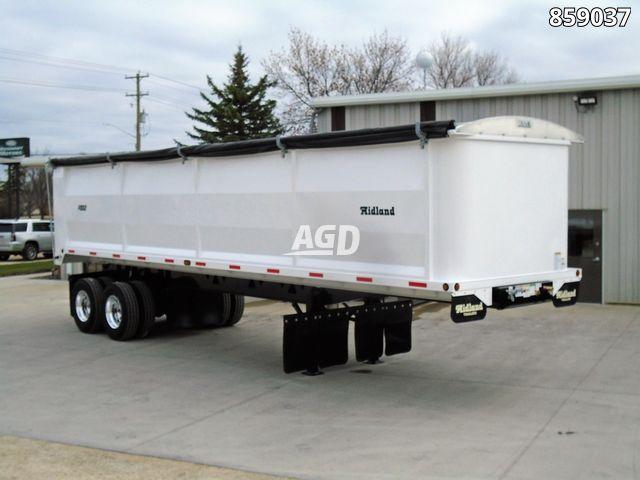 Image for New 2020 Midland 34 FT Trailer - Dump