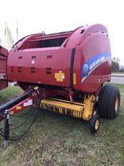 Image for article Used 2014 New Holland RB560 Round Baler