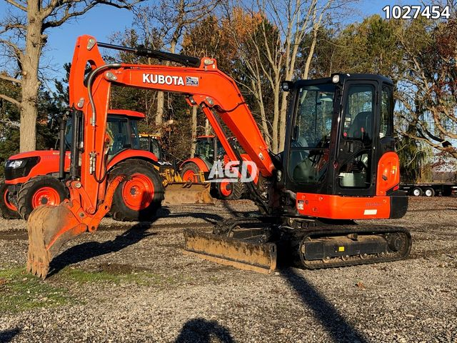 Image for Used 2019 Kubota KX040-4G Excavator
