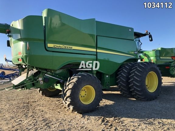 Gallery image 1 for Used 2019 John Deere S780 Combine