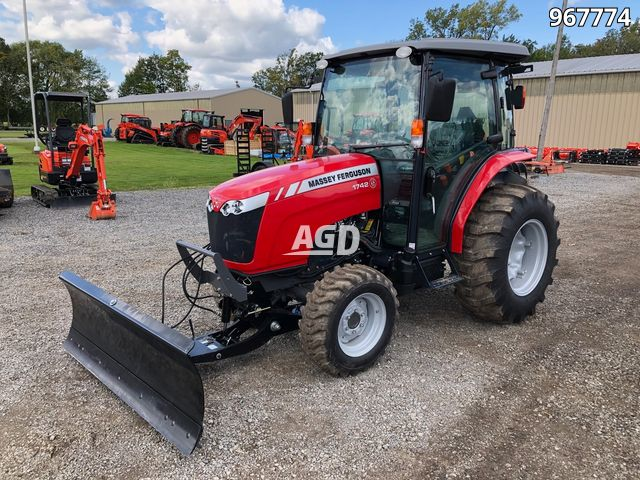 Image for Used 2019 Massey Ferguson 1742 Tractor