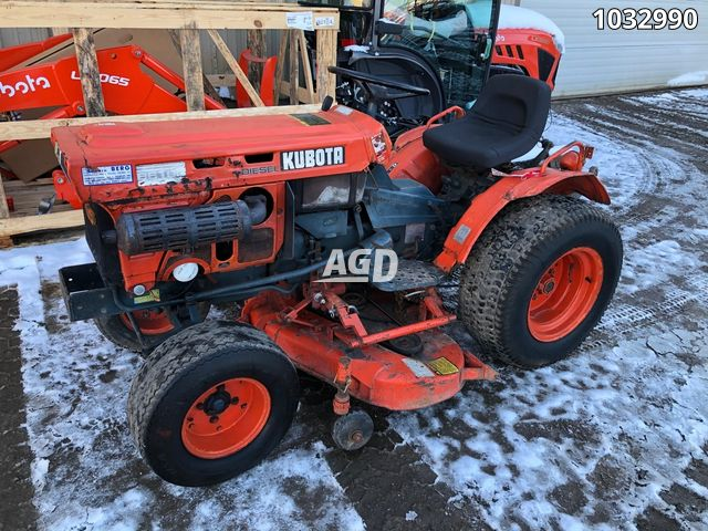 Image for Used Kubota B6100E Tractor