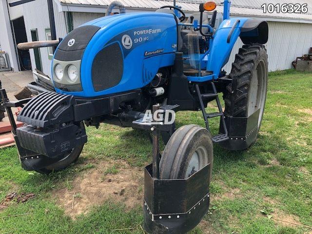 Gallery image 1 for Used Landini POWERFARM 90 HC Tractor