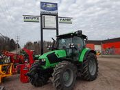Image for article New 2018 Deutz Fahr 5130 TTV Tractor