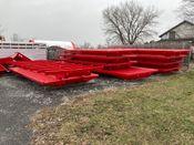 Image for article New Creekbank Welding 20, 24, 25, 30 ft racks in stock Bale Wagon