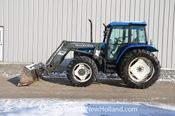 Image for article Used 1998 New Holland TS100 Tractor